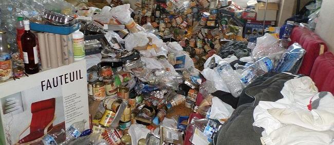 Syndrome de Diogène : Débarras et nettoyage